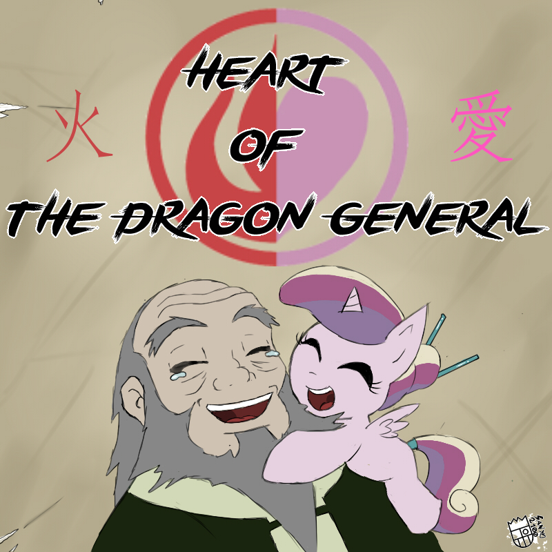 Heart of the Dragon General Cover