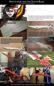 FR - Scissor Blade tutoriel