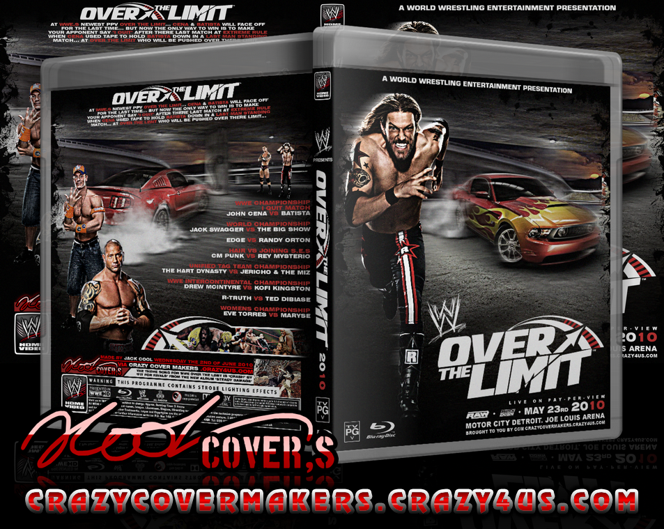 WWE OVER THE LIMIT 2010 by Jack-Cool-covers