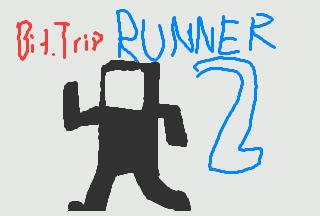 Runner 2 Future Legend of Rhythm Alien! by ChaoticArtist1