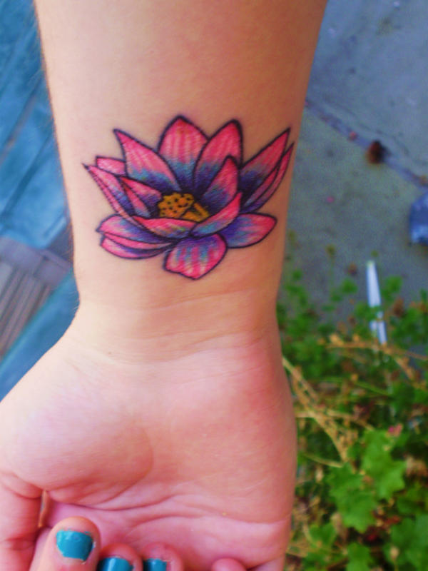 Lotus flower tattoo by harpsichordtunes on deviantart lotus flower tattoo by harpsichordtunes mightylinksfo