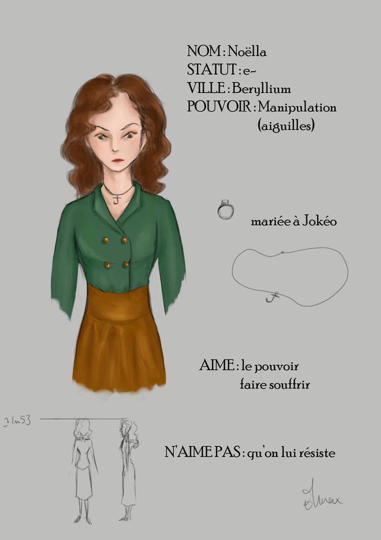 PROFIL - Noella [EN in description] by fleur-de-lys59