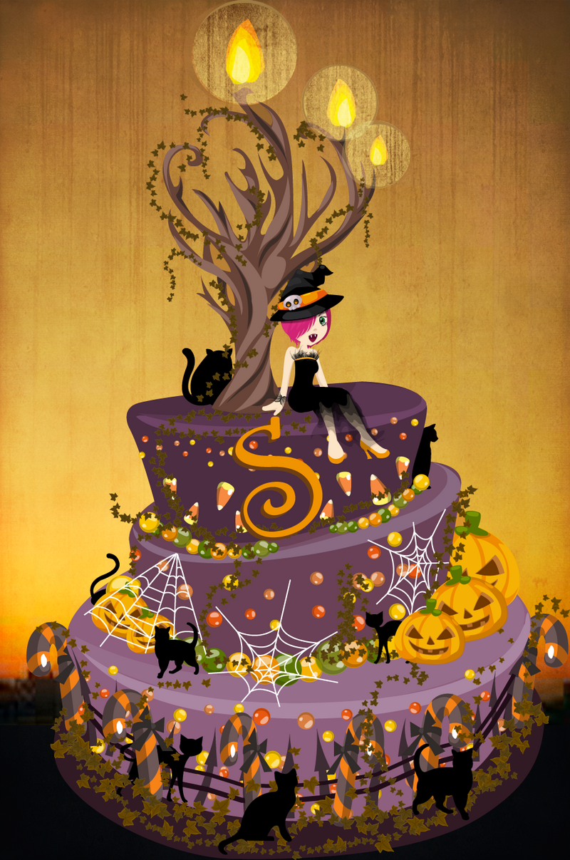 Birthday Cake by luvlemontea on DeviantArt