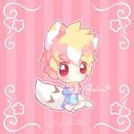 strawberry muffin {gift}