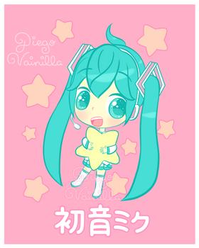 Miku Stars