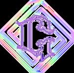 gfriend parallel logo