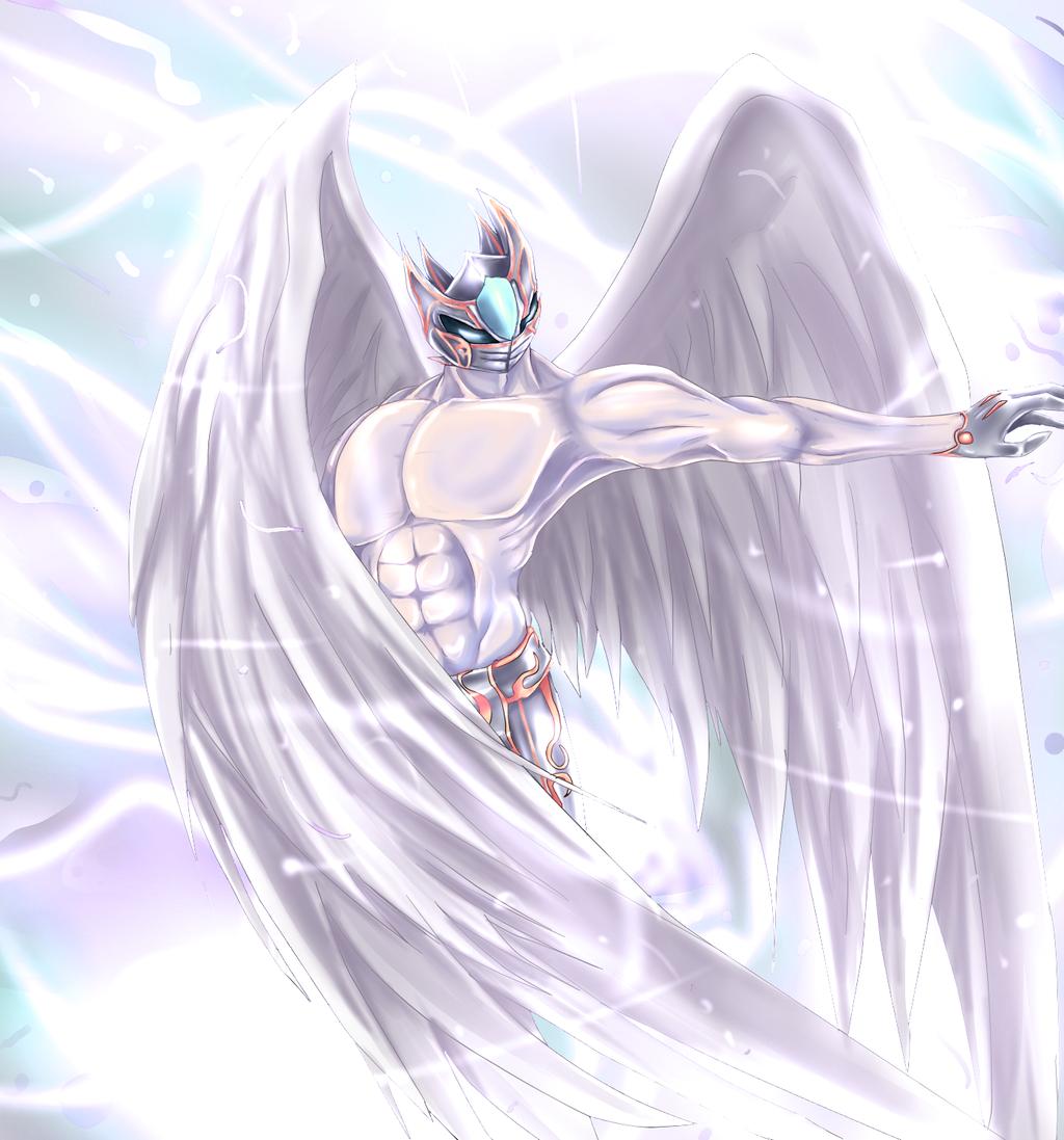 Angel Warrior By Saldsx