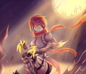 Flame Ninja