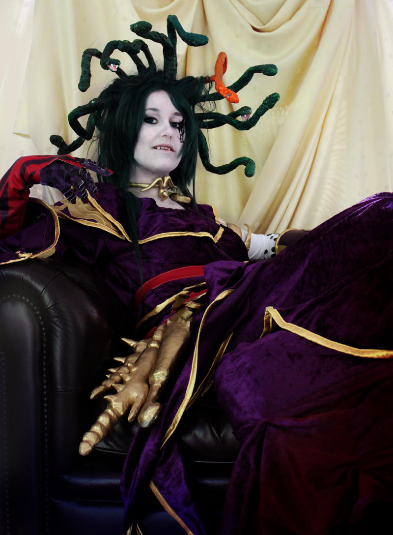 ... Medusa - All that once was by xPandorae  sc 1 st  DeviantArt & Medusa - All that once was by xPandorae on DeviantArt