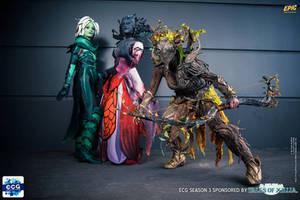 Guild Wars - Tree is a crowd