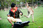 KANGAROO ATTACK111 by shiroin