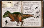 Acrocanthosaurus venator