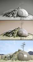 Redneck Bomb Shelter