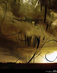 God of War by tonare