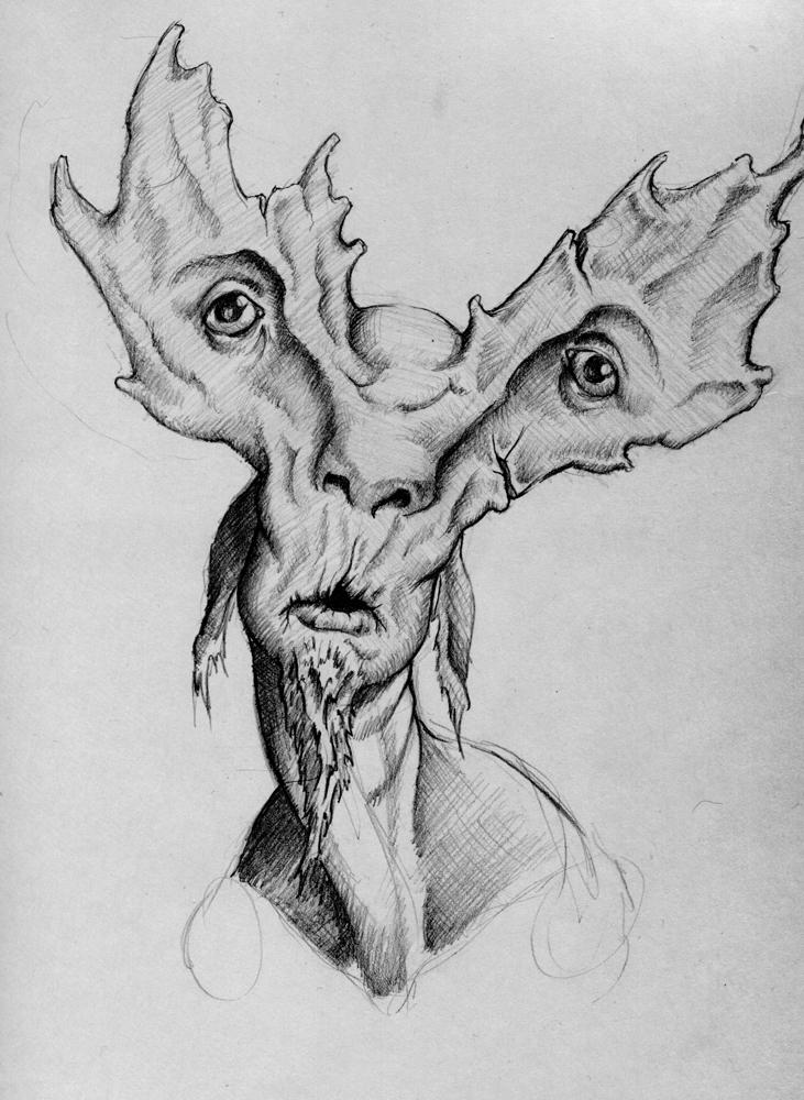 Working mind doodle 016 by pestibug