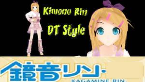 Kimono Rin +DOWNLOAD by FUZZInekoMIMI