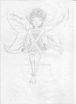 Minchinini human form sketch