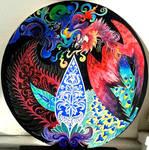 Paisely Simurgh/Phoenix