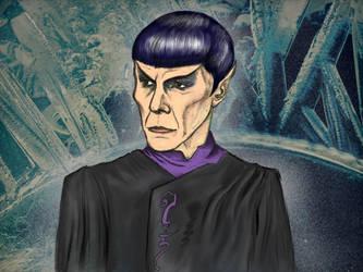 Spock (final) by Nazgul666