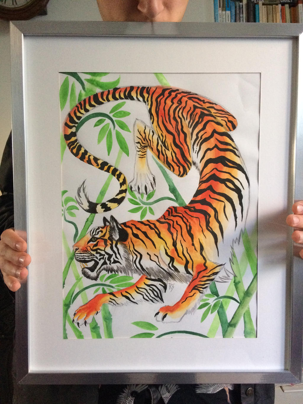 Bamboo Tiger by Nazgul666