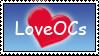 LoveOCs stamp by izka197