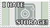 Hate Storage Stamp by izka197