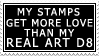 Stamps- more than art D8 by izka197
