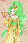 KIMONO: Lily by izka197
