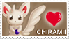 Chiramii Stamp by izka197