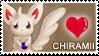 Chiramii Stamp by izka197