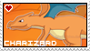 Charizard stamp by izka197