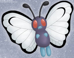 Butterfree by izka197