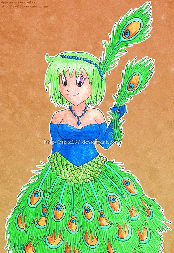Peacock by izka197