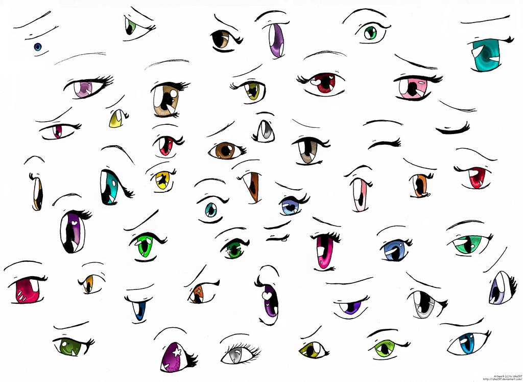 عيون انمي Anime_eyes__practice_by_izka197-d37d1bu