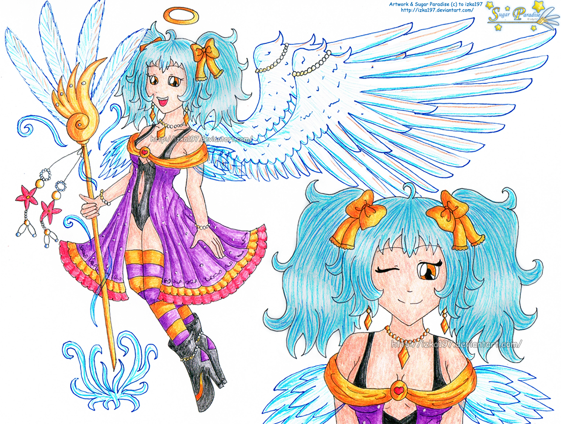 Sugar Paradise: Angel Mei