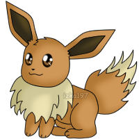 133: Eevee by izka197