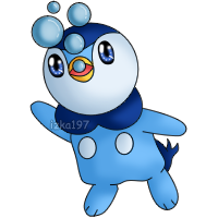 393: Piplup by izka197
