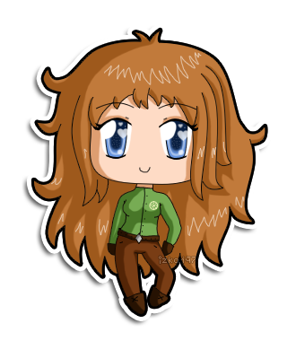 [C] Mini Chibi San by izka197