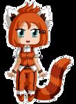 [CLOSED] ADOPTABLE: Red Panda Kemonomimi