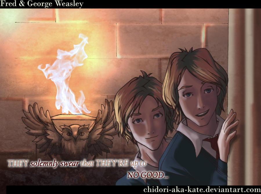 They solemnly swear... by Chidori-aka-Kate