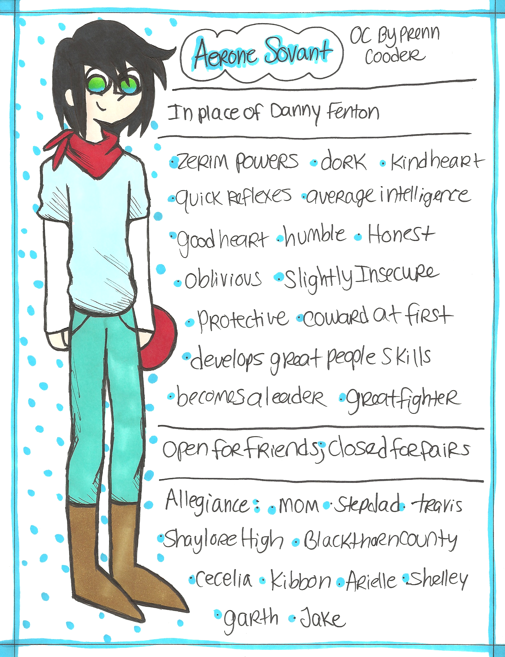 ID Cards and Reference Sheets on YGO-OCs-Club - DeviantArt