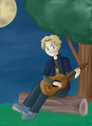 Trade - Music in the Moonlight by demonoflight