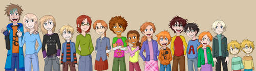 HP: Generation Freckle