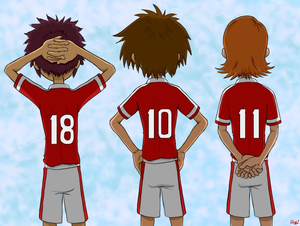 Odaiba FC by demonoflight