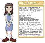 Epilogue Profiles - Hida Tomoyo