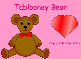 Tablooney's Valentine by BruceBanner