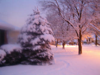 Snow In KC by BruceBanner