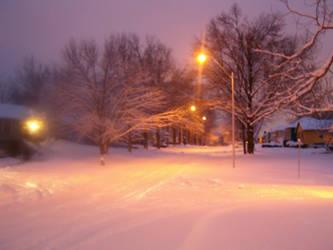 Snow In KC 2 by BruceBanner