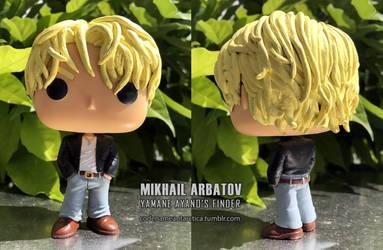 Mikhail Arbatov Custom Funko Pop