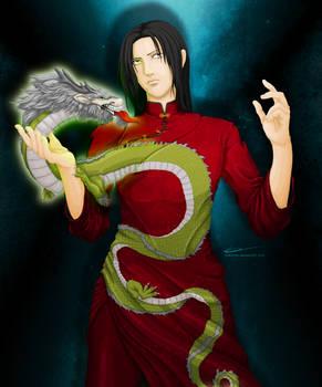 I AM DRAGON - Fei Long